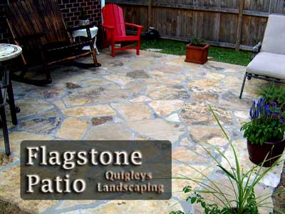 Franklin Patios This Is An Image Of A Tan Flagstone Patio.