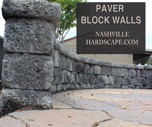Decorative Block Wall nashville concrete block retaining walls and landscape retaining walls