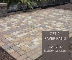 Franklin Paver Patio