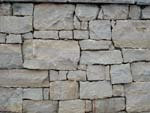 Nashville Stone wall choices Gray Blocky Square rectangle columbia platinum