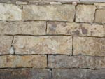 Nashville Sloped Wall Retaining wall Limestone Broken by Hand Hickory Old Fashioned Tennessee
